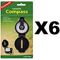Coghlans 8164 Lensaticコンパス