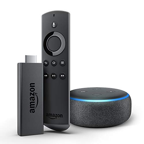 『Fire TV Stick』『Echo Dot』セット