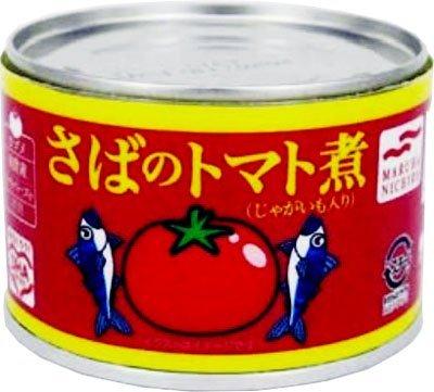 マルハ さばのトマト煮 5缶