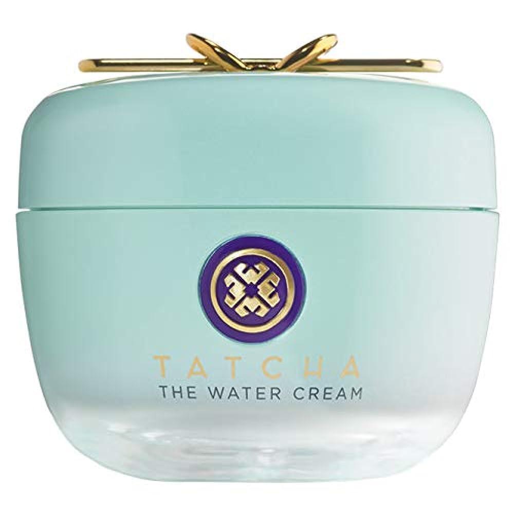 レディ構想する引き渡すTATCHA The Water Cream 50ml タチャ ウォータークリーム