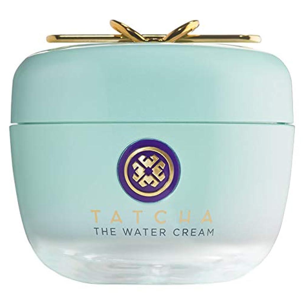 貫入イル科学TATCHA The Water Cream 50ml タチャ ウォータークリーム