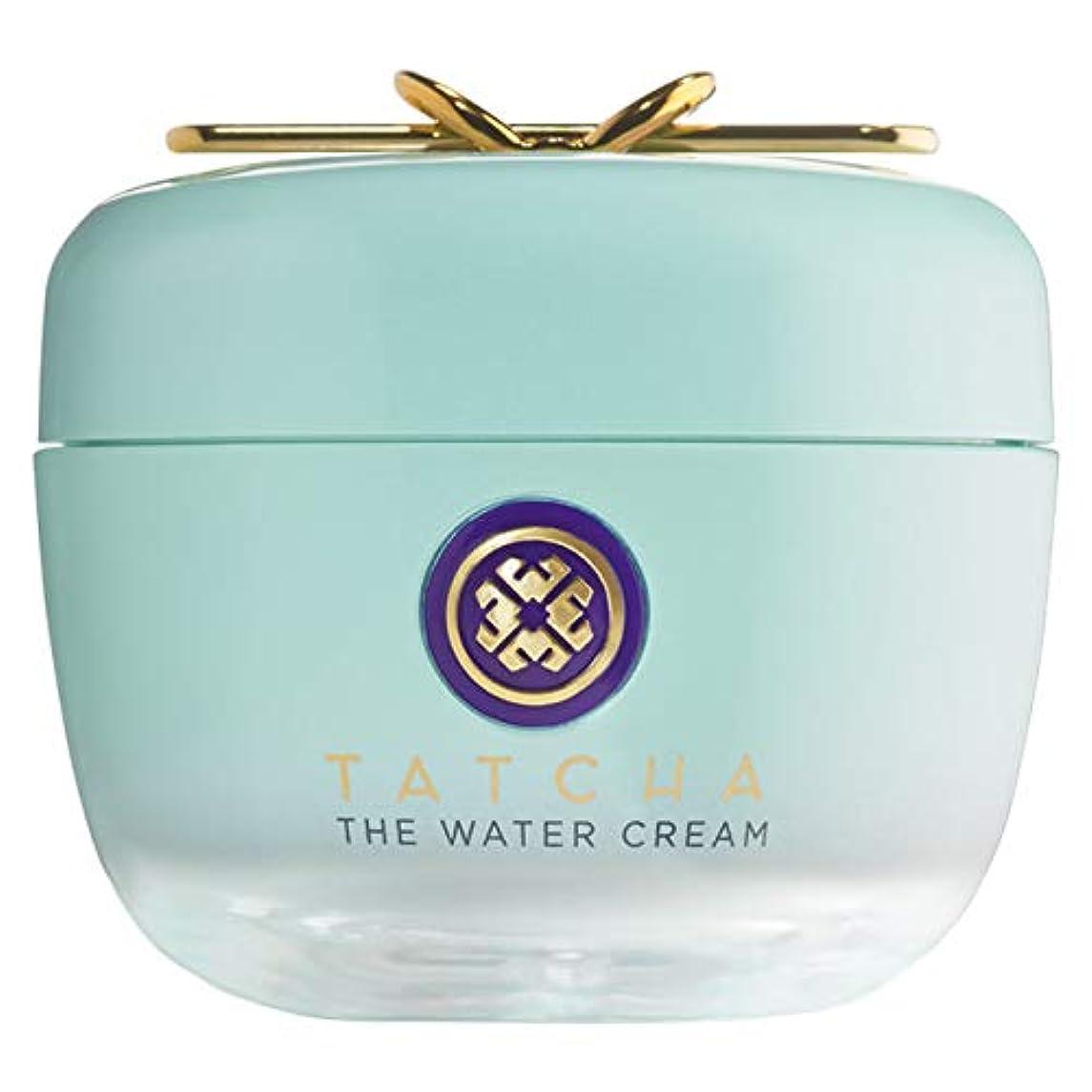 だらしない医療の添付TATCHA The Water Cream 50ml タチャ ウォータークリーム