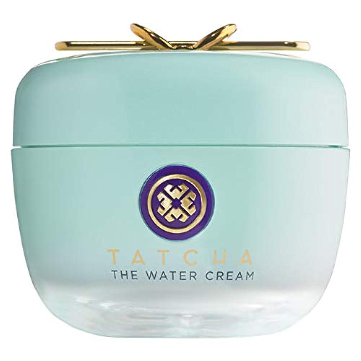 余韻ウェブ活性化TATCHA The Water Cream 50ml タチャ ウォータークリーム