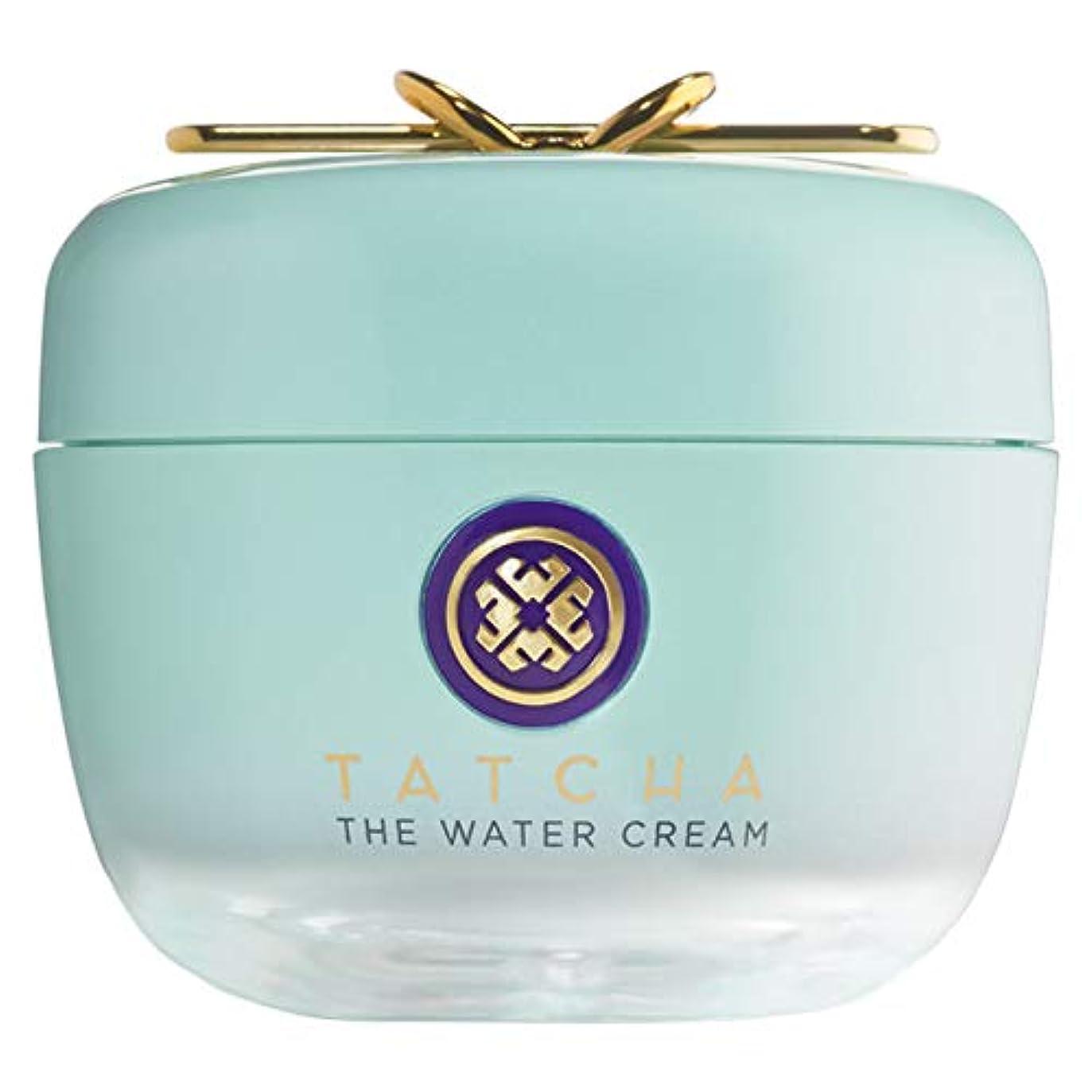 好奇心盛ハグ姿を消すTATCHA The Water Cream 50ml タチャ ウォータークリーム