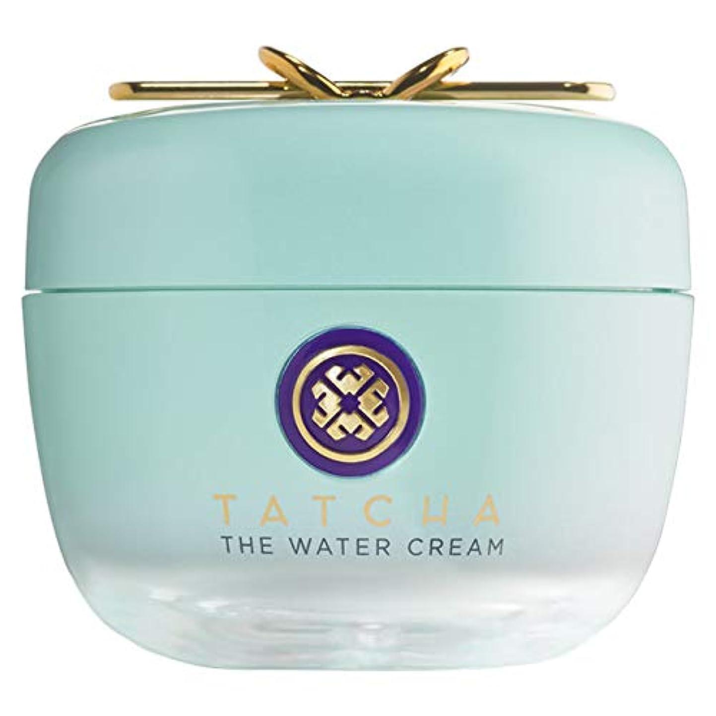 明確に会話取るTATCHA The Water Cream 50ml タチャ ウォータークリーム