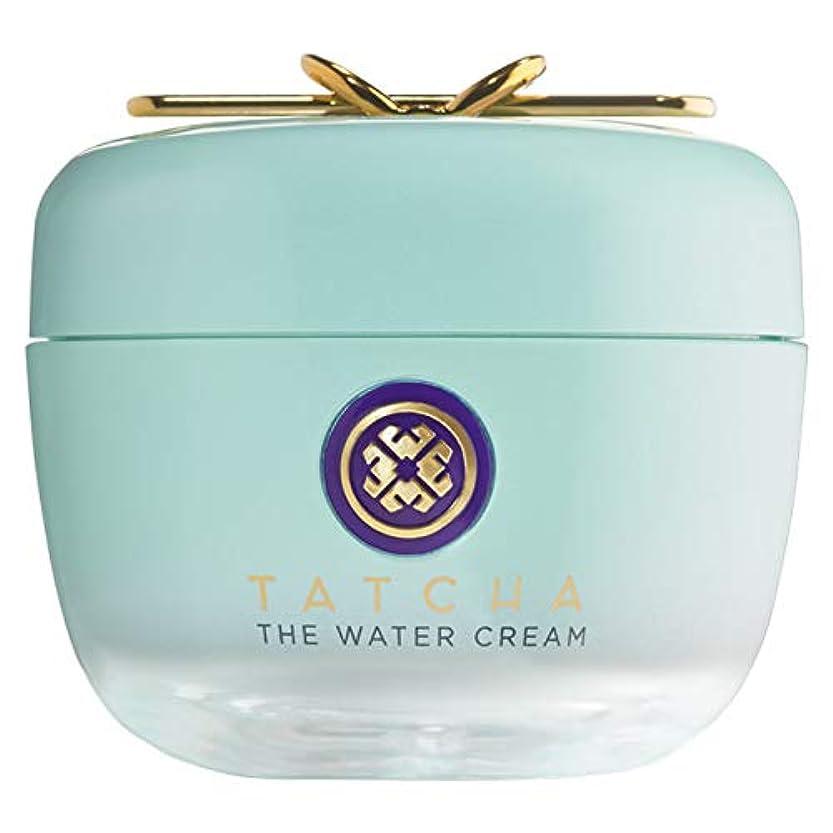謎死ぬ適用済みTATCHA The Water Cream 50ml タチャ ウォータークリーム