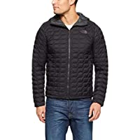 The North Face Men's Thermoball Jacket, Tnfblkmat, Medium