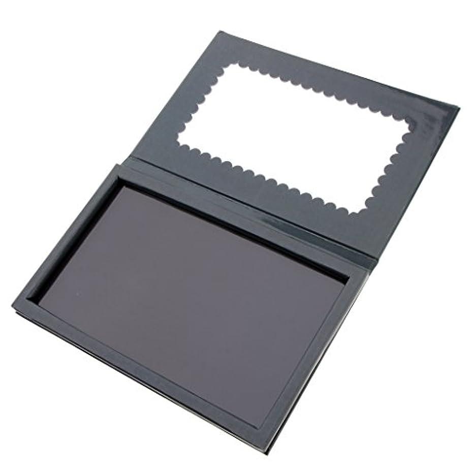 病許容できるテザーCUTICATE 空磁気パレット メイクパレット アイシャドー ブラッシャー コンシーラー パウダー DIY ミラー付