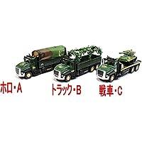 ラジコン RC ミリタリートラック (戦車?C)
