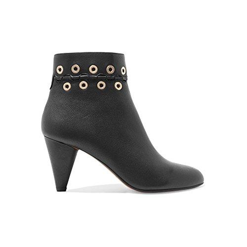 (ソニア リキエル) Sonia Rykiel レディース シューズ・靴 ブーツ Eyelet-embellished leather boots [並行輸入品]