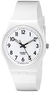 [スウォッチ]SWATCH 腕時計 Swatch Colour Code Collection 2010 JUST WHITE GW151 [正規輸入品]
