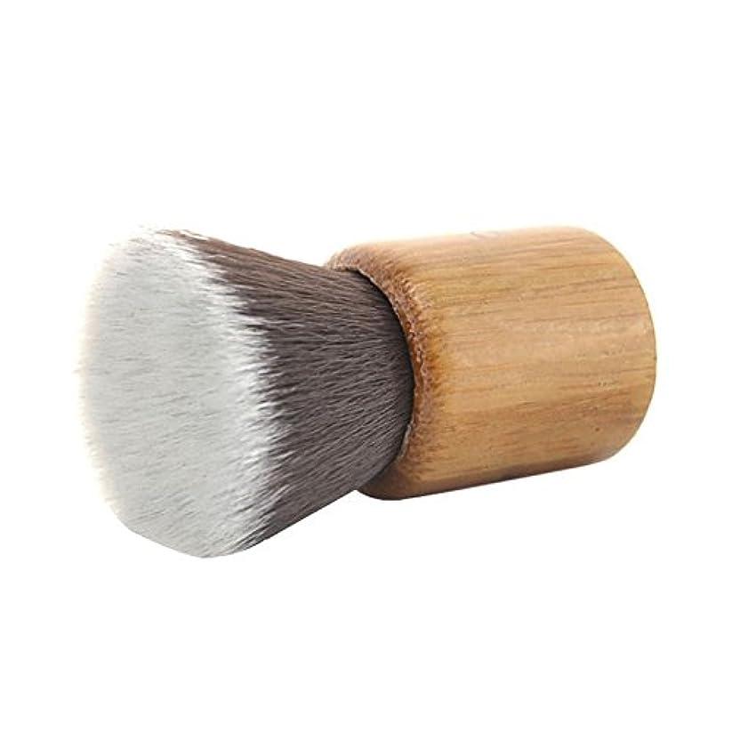 流行している慎重委員長(プタス)Putars メイクブラシ パウダーブラシ チークブラシ 4cm 木製手持ち 化粧ブラシ ふわふわ お肌に優しい 毛量たっぷり メイク道具 プレゼント