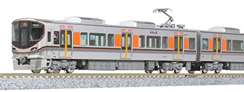 KATO N gauge 323 system Osaka Loop Line basic set (4 Coches) 10-1465 model railroa