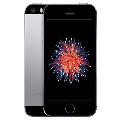 Apple iPhoneSE A1723 (MLM62J/A) 64GB スペースグレイ 【国内版SIMフリー】