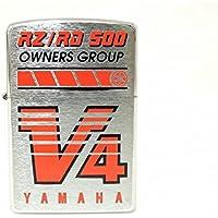 ZIPPO (ジッポー) YAMAHA ヤマハ ライター RZV 500R 500 OWNERS GROPE V4