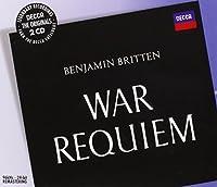 War Requiem by Sir Peter Pears (2006-06-23)