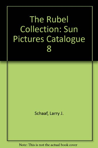 The Rubel Collection: Sun Pictures Catalogue 8