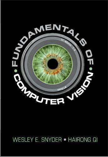Fundamentals of Computer Vision
