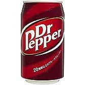 ドクターペッパー 350ml缶×24本 1ケース