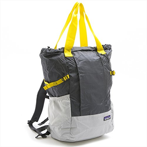 (パタゴニア)PATAGONIA LW Travel Tote Pack 22L トラベルトートバッグ 3way対応 Forge Grey [並行輸入品]