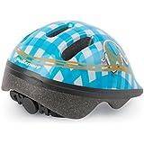 POLISPORT Baby Elephant Helmet Kinderhelme P1 Helmet Size XXS 44-48 cm Blue/White