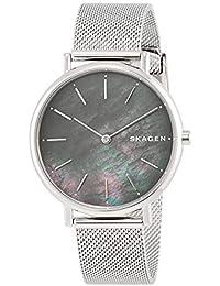 [スカーゲン] 腕時計 SIGNATUR SKW2730 レディース 正規輸入品 シルバー