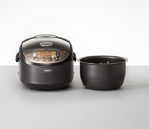 象印 炊飯器 IH式 極め炊き 一升 ブラウン NP-VQ18-TA