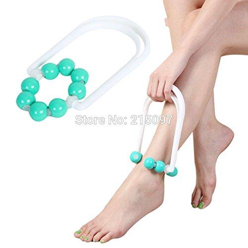 Lorny(TM)ヘルスケア美容女性フルボディネック腕脚マッサージローラースリミング刺激形状スレンダー筋肉刺激スリム [並行輸入品]