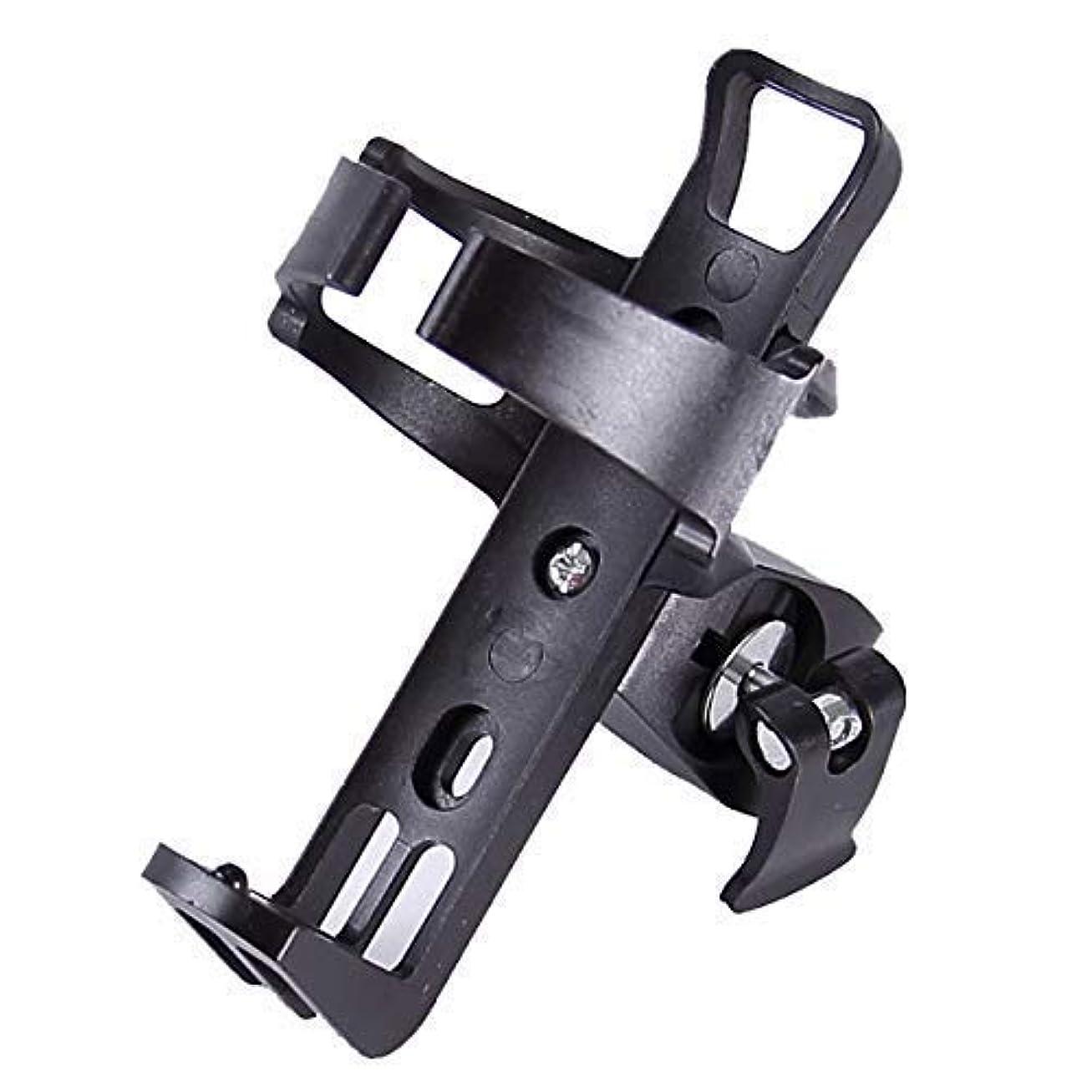 腹痛リダクターいたずらSoytichボトルケージボトルホルダー自転車用ドリンクホルダーDosenhalterung F 5ブラック