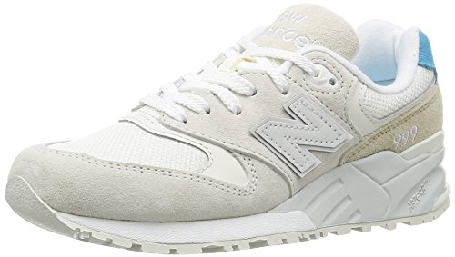 [ニューバランス] new balance WL999WA (WHITE/BLUE/24.5)