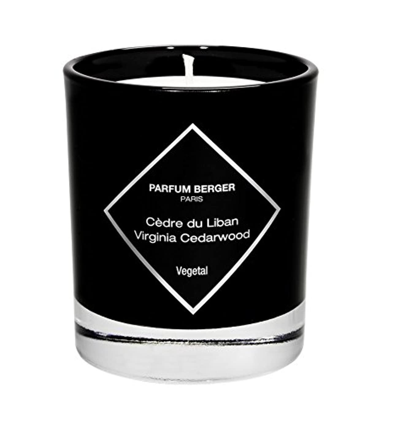 美しい妨げるキーParfum Berger/Lampe Berger 7.4 Oz Virginia Cedar Wood Scented Candle