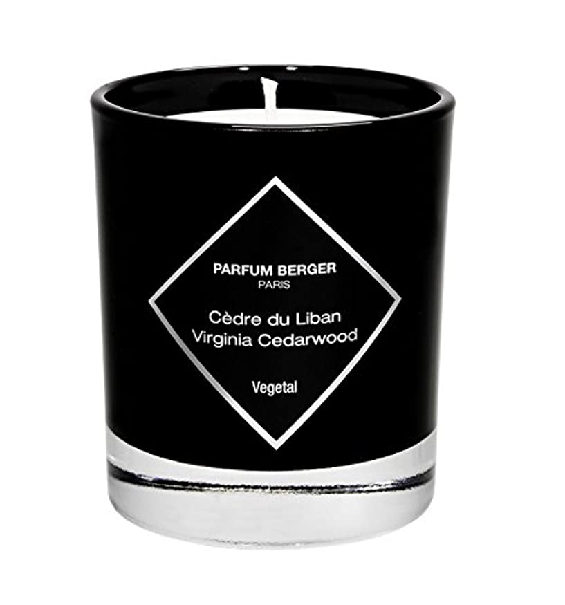 歯科医加入月Parfum Berger/Lampe Berger 7.4 Oz Virginia Cedar Wood Scented Candle