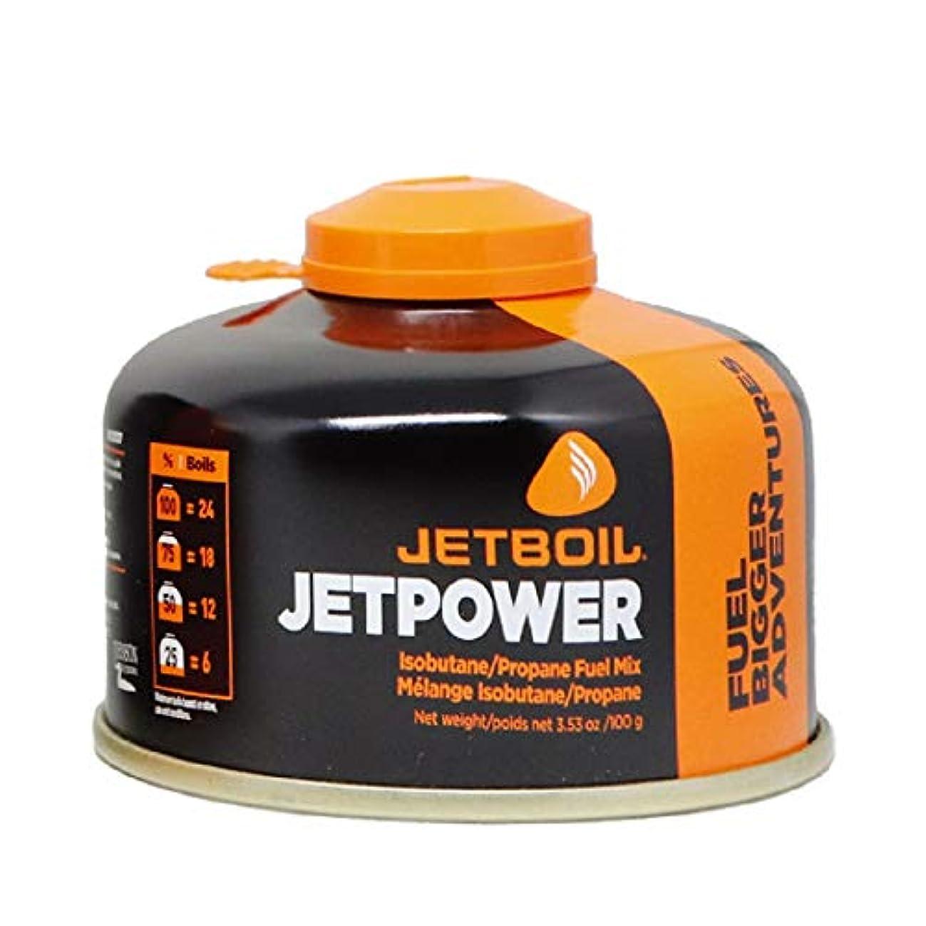 悪意のある知らせる動機JETBOIL(ジェットボイル) ジェットパワー100(ガスカートリッジ)