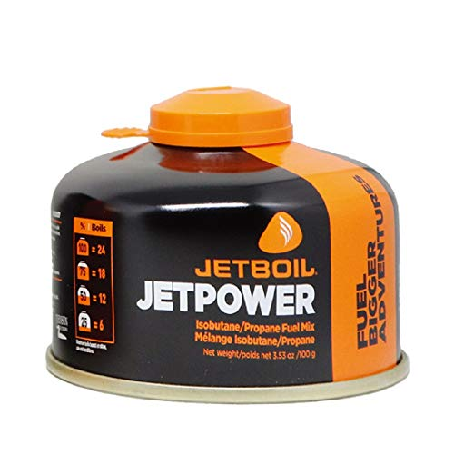 JETBOIL(ジェットボイル) ジェットパワー100(ガスカートリッジ) 1824332