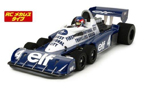 RC限定シリーズ 1/10 XB タイレル P34 1977 モナコGP (RCメカレスタイプ) 84260