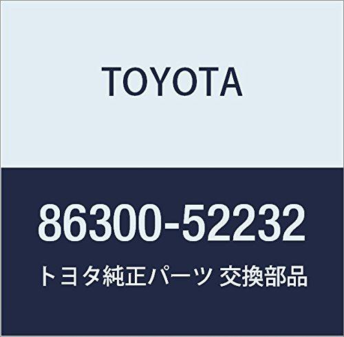 TOYOTA (トヨタ) 純正部品 アンテナASSY (ウィズ ホルダ) プロボックス/サクシード 品番86300-52232