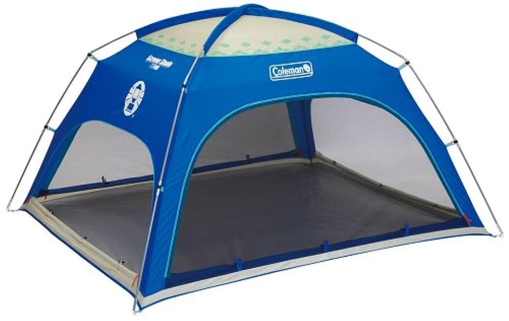 スカリートークンサスティーンコールマン テント スクリーンシェード アーガイル/ブルー [2~3人用] 2000017136