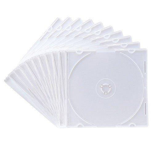 DVD・CDケース 10枚セット FCD-PU10