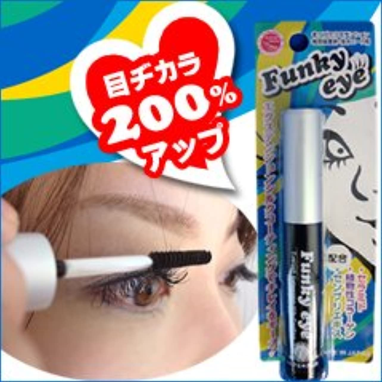 チップ蛾彫刻家Funky eye マスカラコートEX〈コーティング剤〉