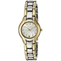 Anne Klein Women's 10-6777SVTT Two-Tone Dress Watch