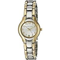 Anne Klein Women's 10-6777SVTT Two-Tone Dress Watch