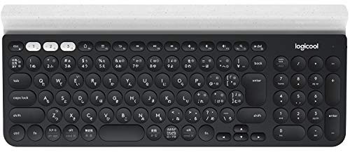 ロジクール キーボード マルチデバイス Bluetooth K780