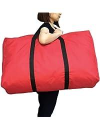 超特大 【 防水・撥水 】スタイリスト バッグ 大容量なので キャンプ や 輸送 梱包、保管、イベント キャリー バッグに最適