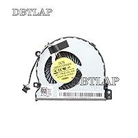 DBTLAP 新 cpu ファン 用 Dell E3450 E3550 K32JH DFS501105PQ0T FFG8 P/N:K32JH-A00 CPU 冷却 ファン