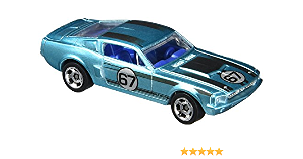 Ford GT Silver Hot Wheels Cool Classics NA26