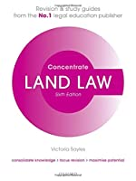 Land Law Concentrate: Revision