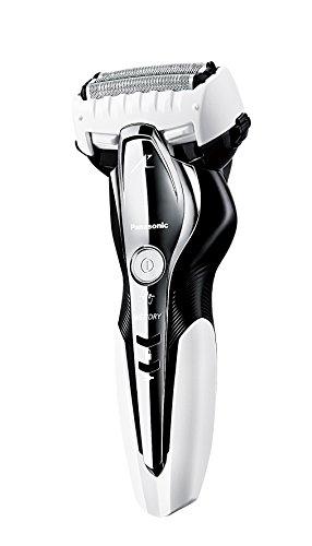 パナソニック メンズシェーバー ラムダッシュ 3枚刃 白 お風呂剃り対応 ES-ST2Q-W 1台