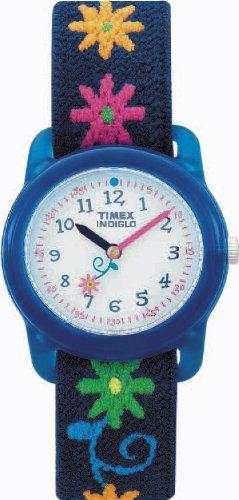 腕時計 キッズアナログ エラステックストラップ T71172 タイメックス
