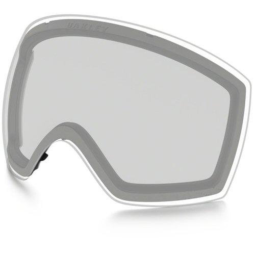 OAKLEY(オークリー) スノーゴーグル 交換用レンズ Clear LENS クリアレンズ 曇り〜ナイター 曇天 降雪 FLIGHT DECK XM 用 フライトデッキ 日本正規品 Free Clear flightdeckxm-lens-d-101-1