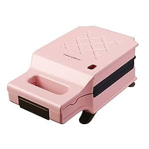 レコルト プレスサンドメーカー キルト recolte PRESS SAND MAKER Quilt [ ピンク / RPS-1PK ] ホットサンドメーカー